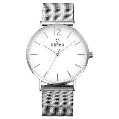 OBAKU 精粹重現十週年限定米蘭錶款-V197GXCWMC2/40mm