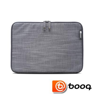 Booq Mamba Sleeve 13 吋筆記型電腦專用天然麻保護內袋 (石磨灰)