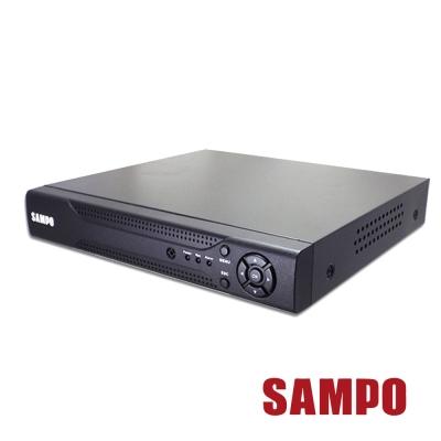 聲寶 DR-XS0489HF 4路 H.264 1080P高畫質 監視監控錄影主機
