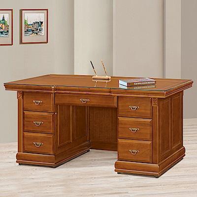 AS-艾爾實木 5 尺辦公桌- 146 x 83 x 82 cm