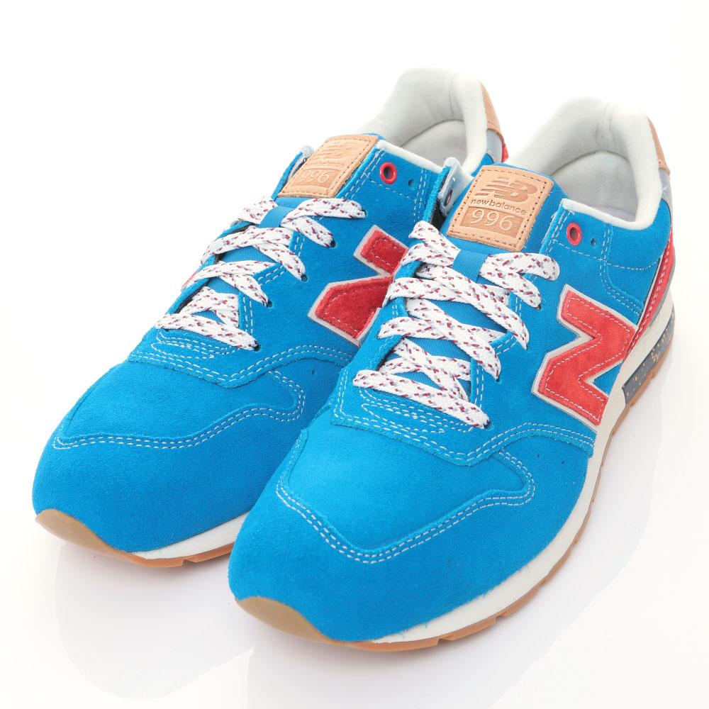 NEWBALANCE-男休閒鞋MRL996AT-藍