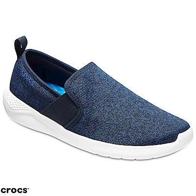 Crocs 卡駱馳 (男鞋) LiteRide男士便鞋 205170-4HB