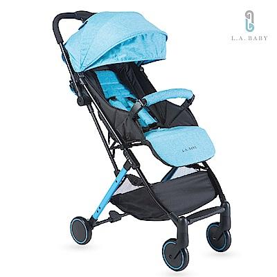(L.A. Baby)城市輕旅嬰兒手推車(晴空藍 )