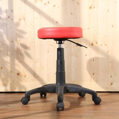 BuyJM 馬卡龍皮面圓型旋轉椅