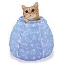 Marukan 貓咪避暑涼感床 水桶包造型 CT-405