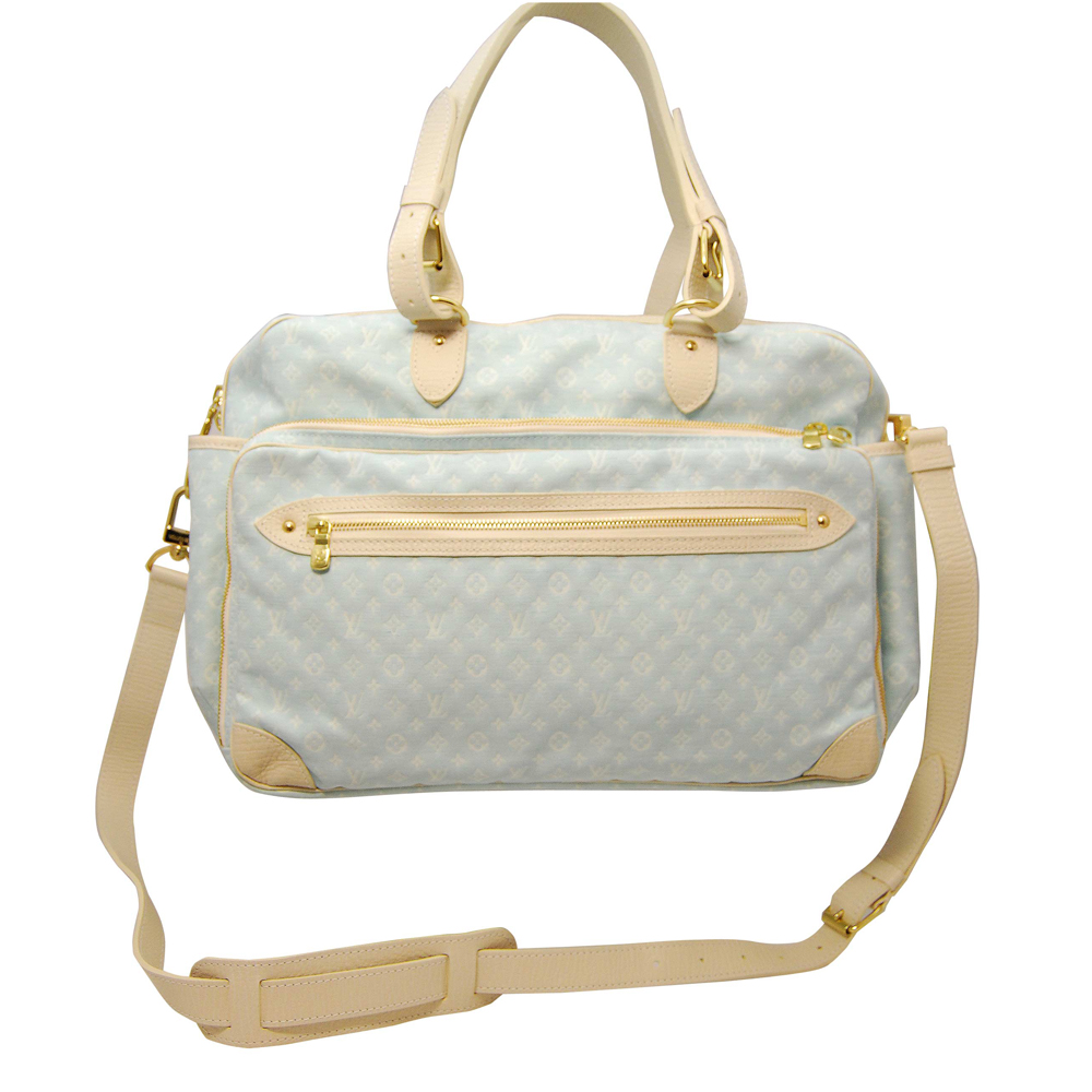 LV M95256 Mini Lin - DIAPER BAG 波士頓媽咪包