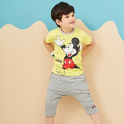 Disney 米奇系列奇幻世界棉彈哈倫褲 (共2色)