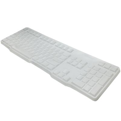 EZstick 羅技 Logitech K100 有線鍵盤 專用 高級TPU鍵盤膜