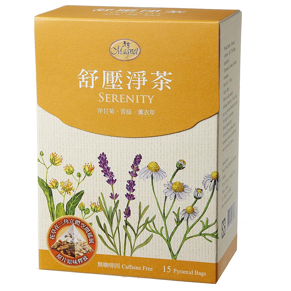 曼寧 舒壓淨茶(2gx15入)