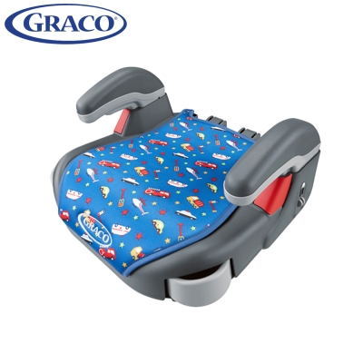 【限時下殺】Graco 幼兒成長型輔助汽車安全座椅 COMPACT JUNIOR 卡通車