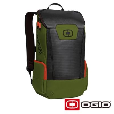 OGIO CLUTH 15吋 超輕量戶外後背包-綠色