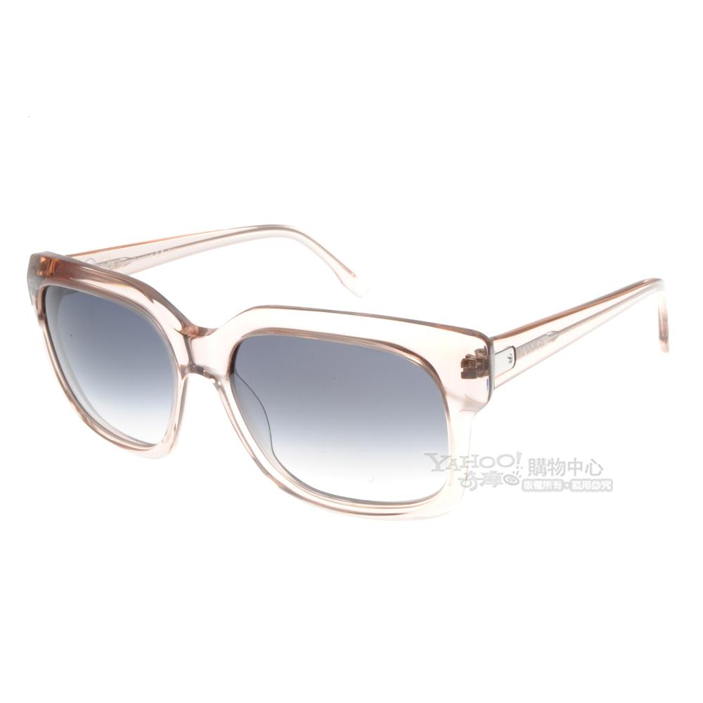 MAX&CO太陽眼鏡 時尚精品#透粉-藍MCO111S SI8JJ