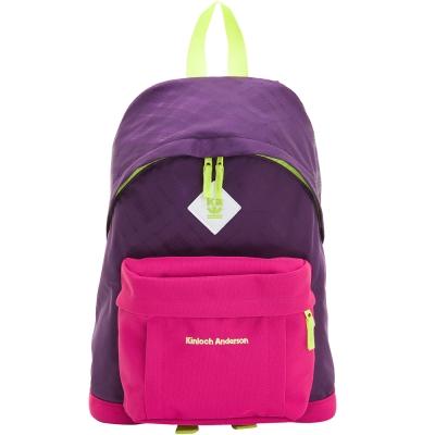 金安德森-格陵蘭之光-大容量經典後背包-極光紫