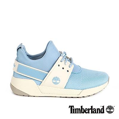 Timberland 女款Kiri Up 編織休閒鞋