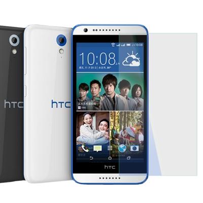 g-IDEA HTC Desire 620 霧面防指紋螢幕保護貼
