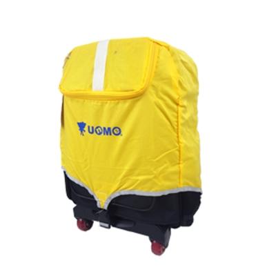 UnMe 小雪貂拉桿書包專用防雨套_D0000