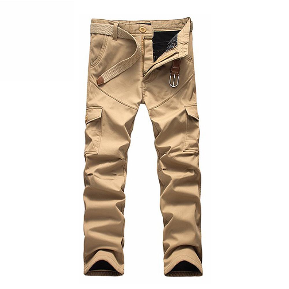 美國熊 騎車不透風 防風 保暖鋪棉內裡冬季工作褲