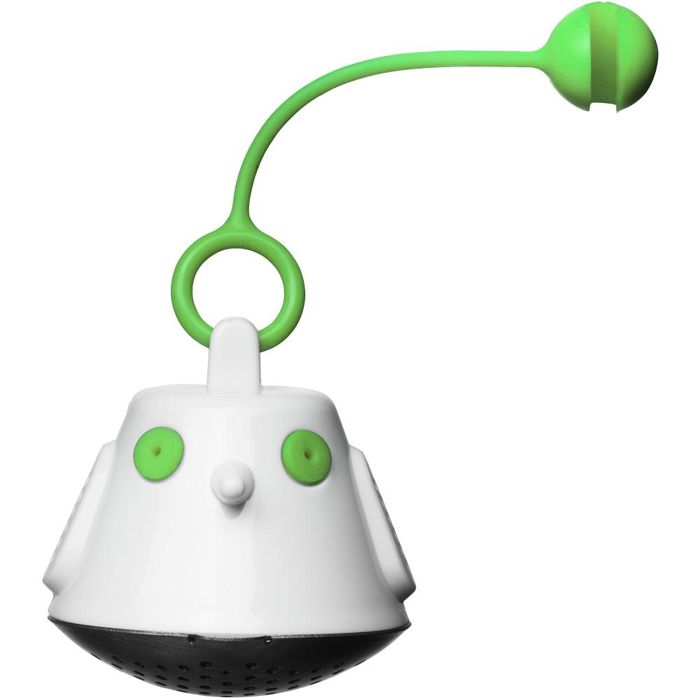 QDO 水中鳥濾茶器(綠)