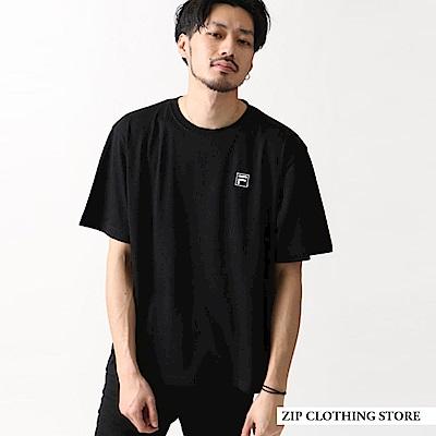 FILA百搭基本款短袖TEE(4色) ZIP日本男裝