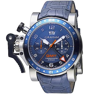 GRAHAM Chronofighter GMT腕錶(2OVGS.U06B.C117F)