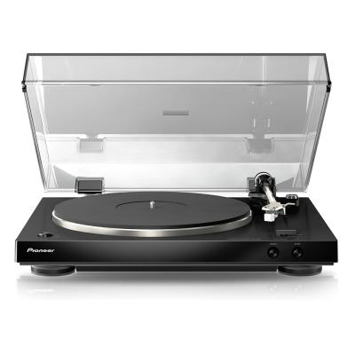 Pioneer先鋒 立體聲黑膠唱盤 PL-30-K