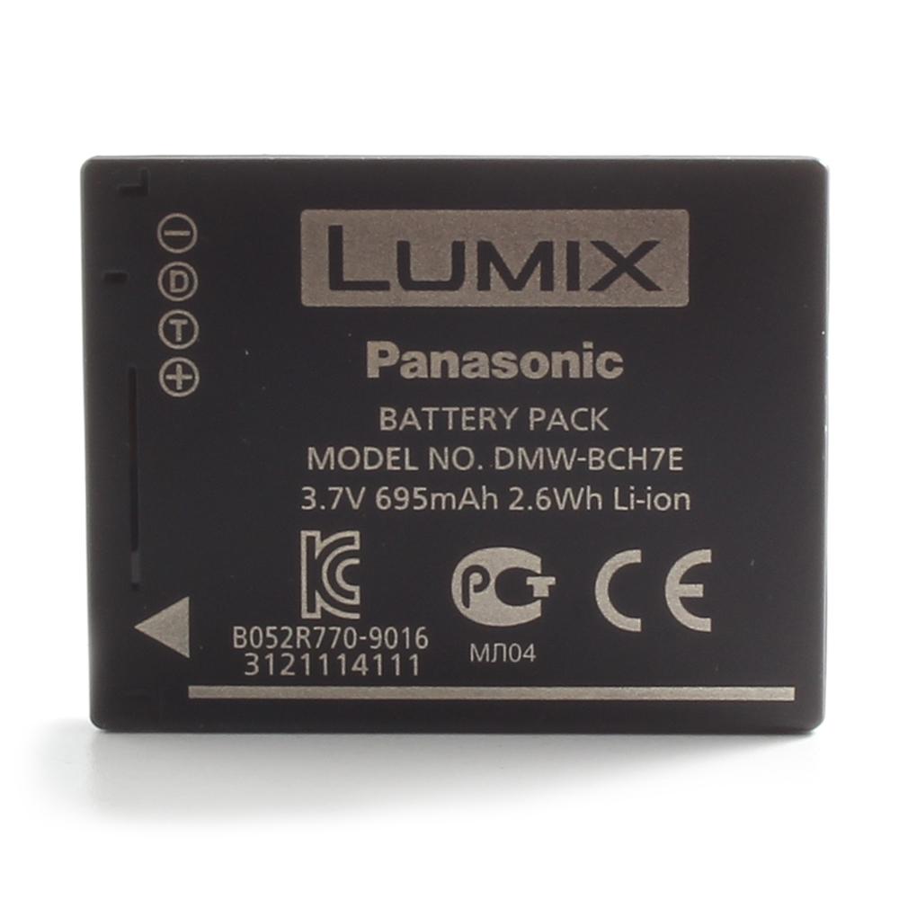 Panasonic DMW-BCH7E 原廠鋰電池