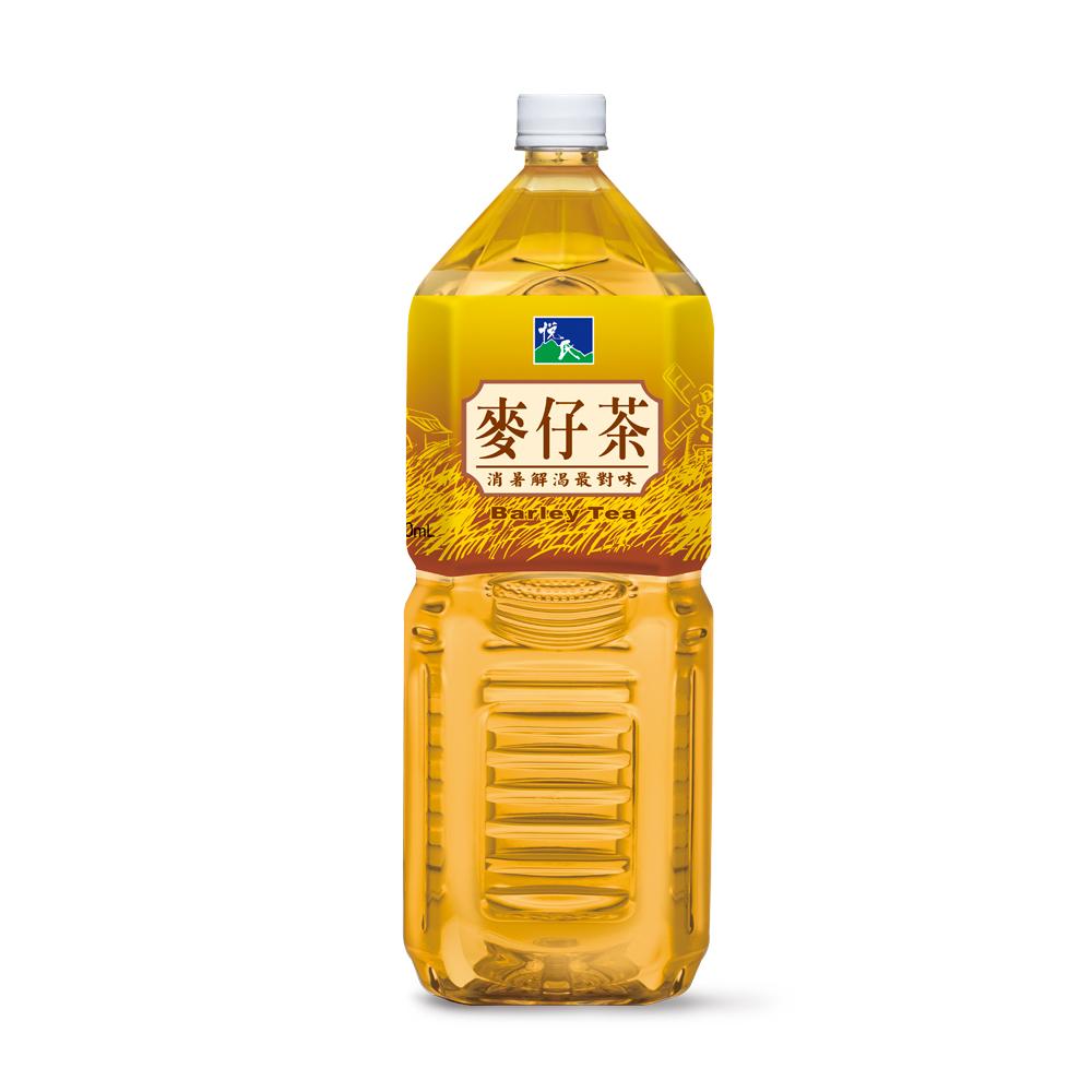 悅氏 麥仔茶(2000mlx8入)