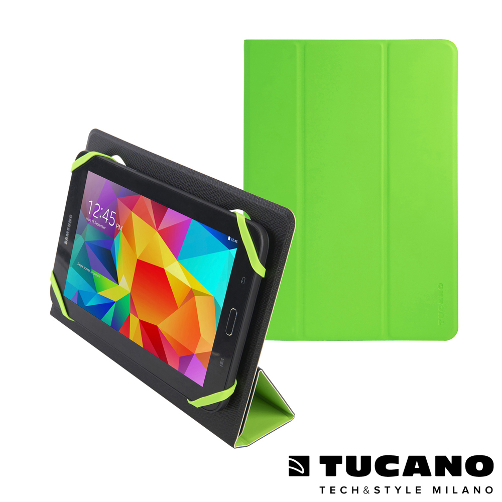 TUCANO Verso 7吋平板通用雙面可站立保護套
