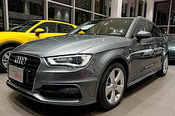 擁有Audi A3新古車 只要96萬元起