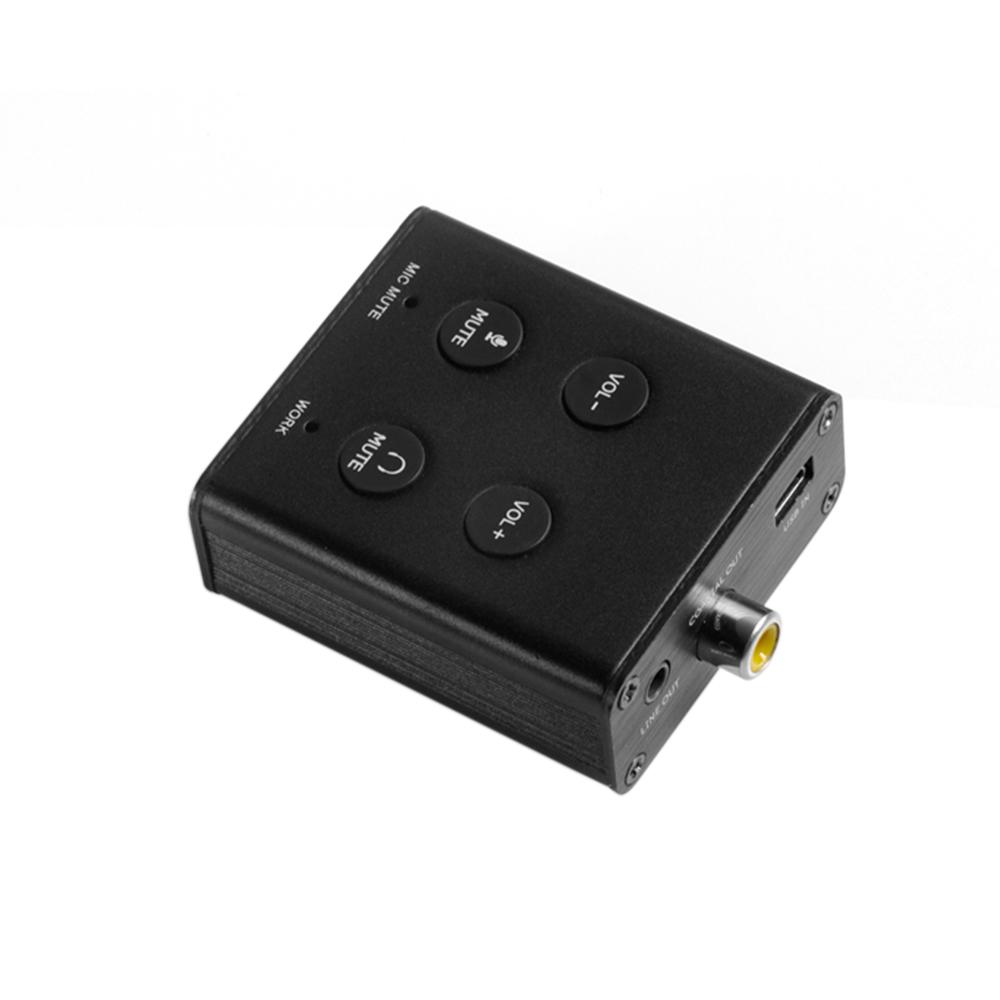 FiiO D5 USB DAC 麥克風耳機擴大器