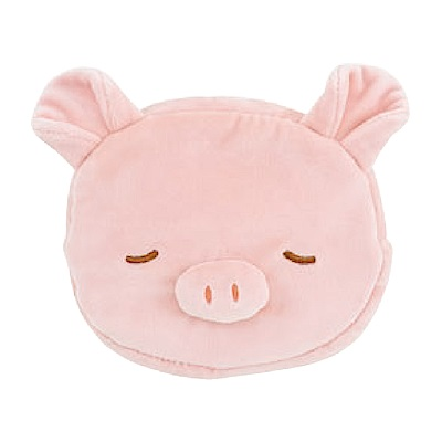 NEMU NEMU 粉紅豬萬用包
