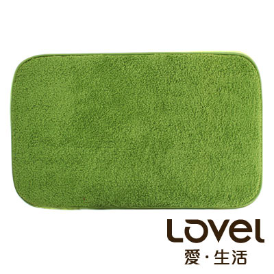 LOVEL  3 M吸水專利加厚防滑浴墊/地墊-中( 38 X 60 CM)