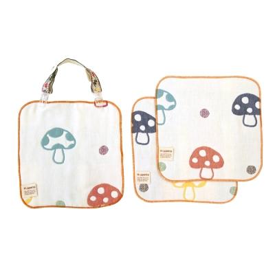 【Hoppetta】多功能蘑菇夾+手帕組