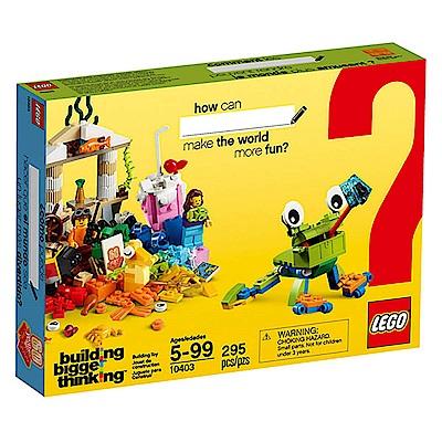 LEGO樂高 60週年紀念 10403 世界主題