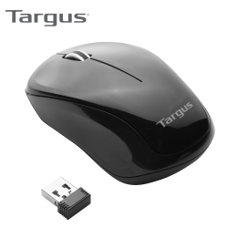 Targus W573 藍光無線滑鼠黑