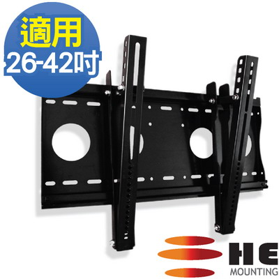 HE液晶/電漿電視可調式壁掛架26~ 42吋(H4030F)