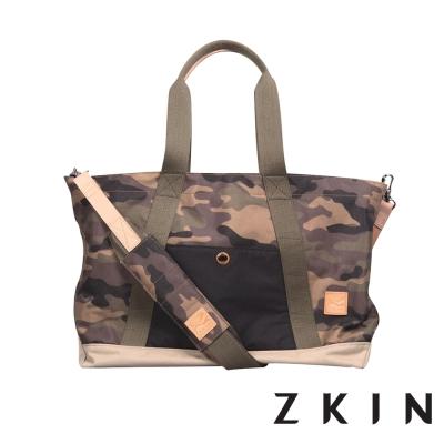 ZKIN Getaway Homa 享影無限肩背雙用相機包 (迷彩綠)