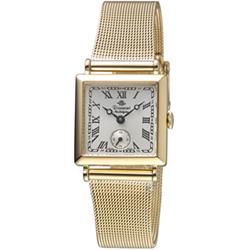 玫瑰錶Rosemont戀舊系列時尚腕錶(TN011-YWR-MT1)