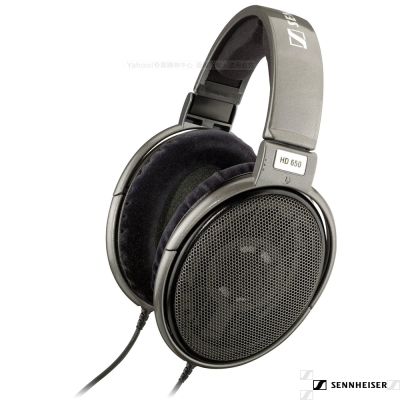 SENNHEISER HD650 高傳真立體耳罩式耳機
