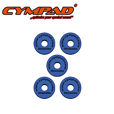 CYMPAD CS15/5B 銅鈸毛氈 藍色五入款