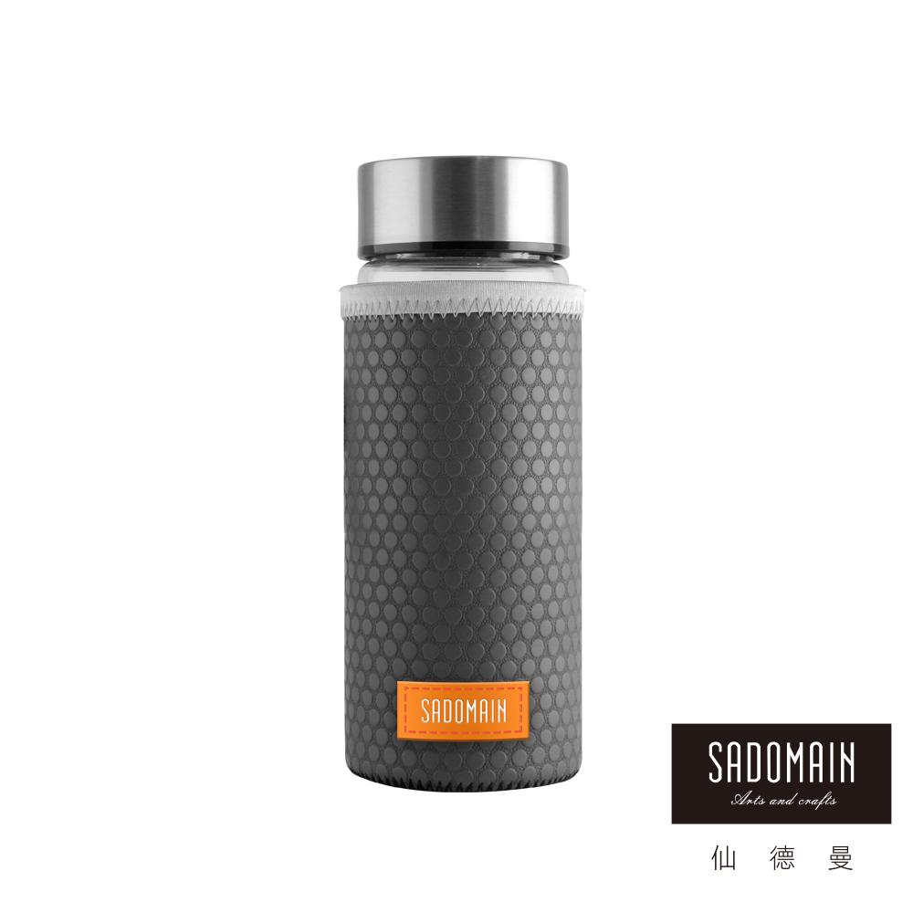 仙德曼SADOMAIN 雙層護套玻璃壺250ml