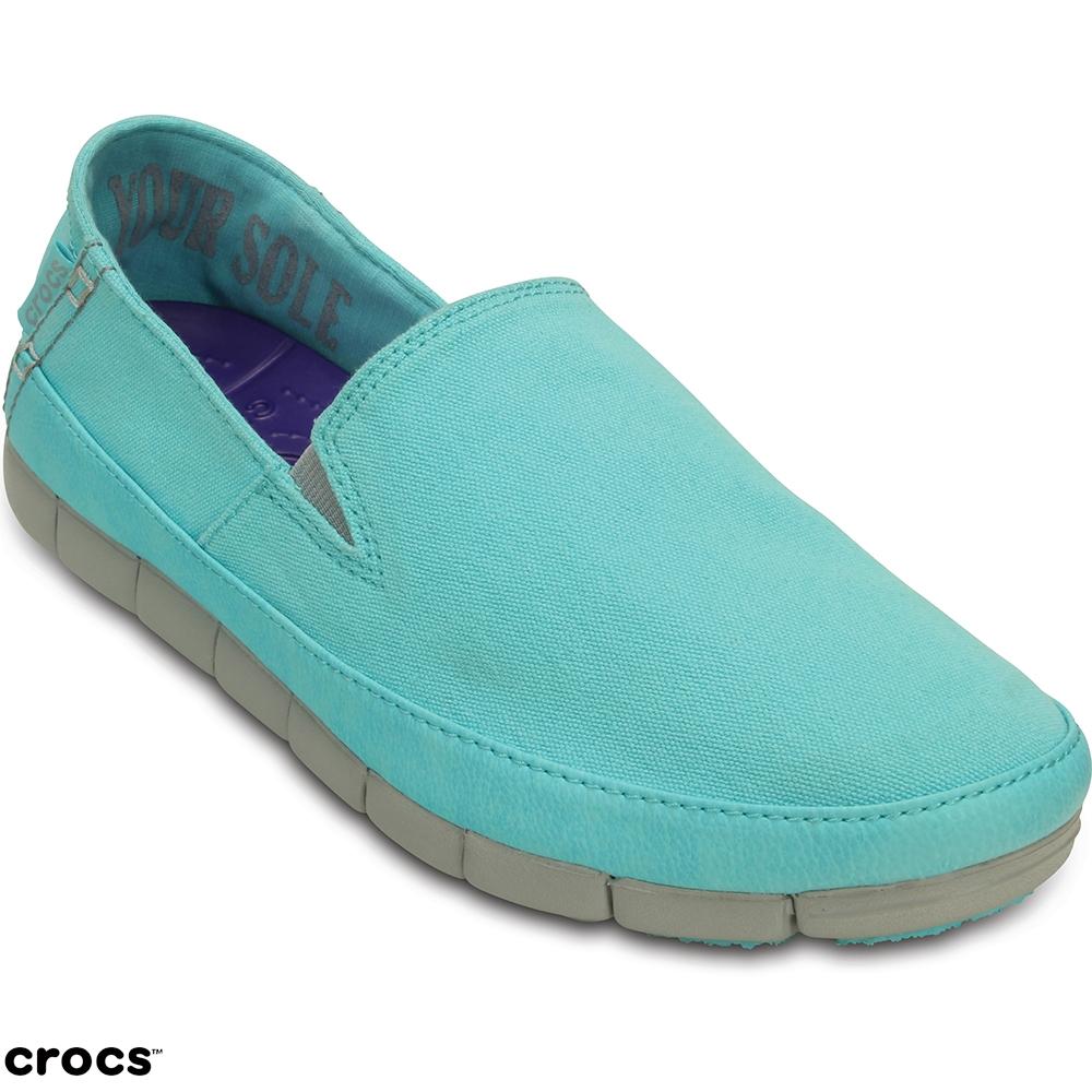 Crocs 卡駱馳 (女) 舒躍奇樂幅鞋-15318-4DL