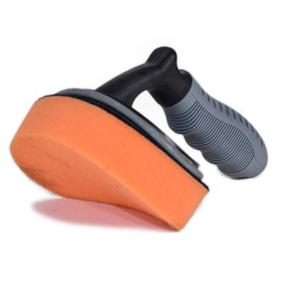 酷立潔 可拆式輪胎上油工具組 輪胎清潔保養 胎壁上蠟-快