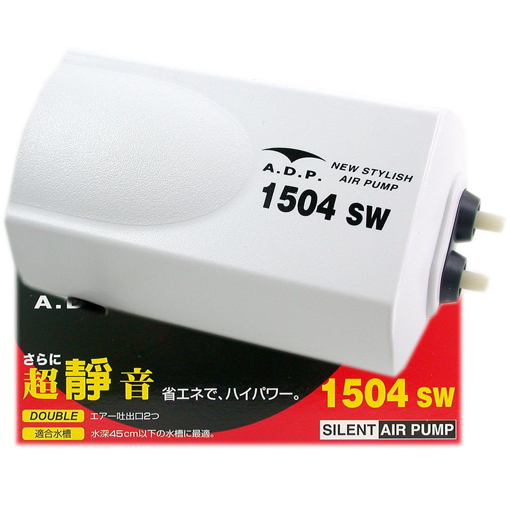 超靜音1504sw新型雙孔分段打氣機 (送矽軟管)