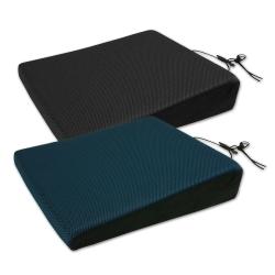 源之氣 竹炭加高臀部釋壓止滑Q坐墊(二色可選) RM-9467