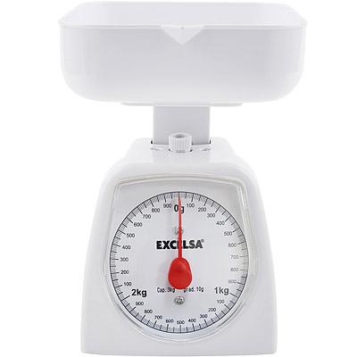 EXCELSA Color指針料理秤(3kg)
