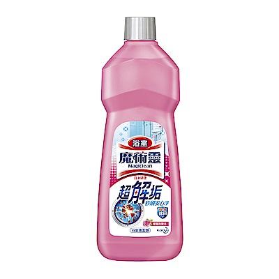 魔術靈 浴室清潔劑 優雅玫瑰- 經濟瓶 (500ml)