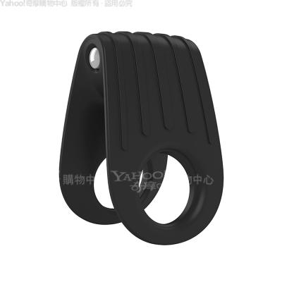 德國OVO-B12 前衛男性 矽膠靜音時尚震動環(快速到貨)