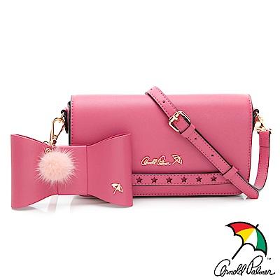 Arnold Palmer - 小斜背包 DOLLY系列-粉紅色