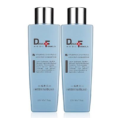 DF美肌醫生 玻尿酸保濕前導化妝水200ml 2入組